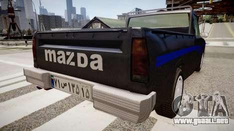 Mazda Pickup para GTA 4
