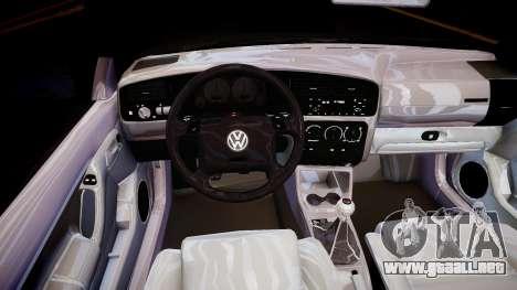 Volkswagen Golf 3 GTI para GTA 4