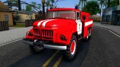 ZIL 131 NTC 100 para GTA San Andreas