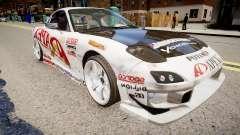Mazda RX-7 APEXi para GTA 4
