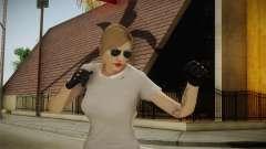 GTA 5 Online Skin Female para GTA San Andreas