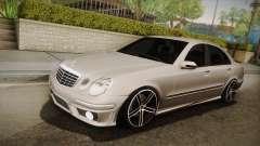 Mercedes-Benz E63 W211 AMG para GTA San Andreas