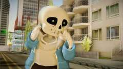 Sans The Skeleton para GTA San Andreas