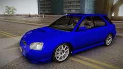 Subaru Impreza Wagon 2004 para GTA San Andreas