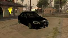 Lada Granta Armenian para GTA San Andreas