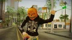 GTA 5 Halloween Skin 1 para GTA San Andreas