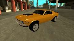 1970 Ford Mustang Boss 429 para GTA San Andreas