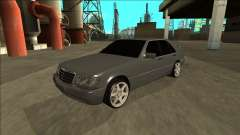 Mercedes Benz W140 Evolution para GTA San Andreas