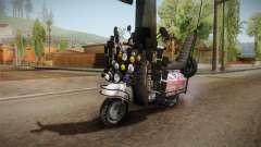 GTA 5 Pegassi Faggio Extreme Tuning v5 para GTA San Andreas