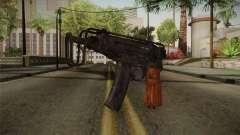 CoD 4: MW - Izquierda vz. 61 Remasterizado para GTA San Andreas
