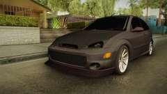 Ford Focus SVT CTG para GTA San Andreas