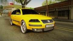 Volkswagen Passat B5 FL W8