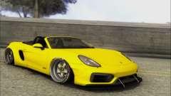 Porsche Boxter GTS L3DWork para GTA San Andreas