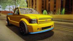 GTA 5 Vapid Sadler Racing para GTA San Andreas