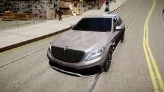 Mercedes-Benz S63 AMG W222 WALD para GTA 4