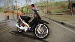 Honda Supra X 2004 Full STD para GTA San Andreas