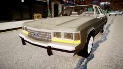 Ford LTD Crown Victoria 1989 para GTA 4