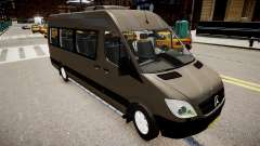 Mercedes-Benz Sprinter 313 CDi para GTA 4