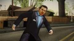 Mafia - Sam Normal Suit para GTA San Andreas