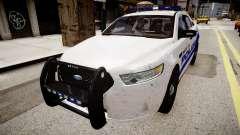 Ford Interceptor Liberty City Police para GTA 4