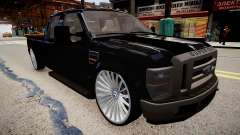 Ford F 350 Super Duty DUB 2010 para GTA 4