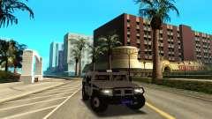 GAZ-233036 para GTA San Andreas