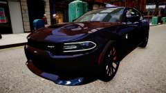 Dodge Charger SRT Hellcat 2015 para GTA 4
