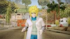 Minato Edo Tensei Hokage Outfit (Sage Mode) para GTA San Andreas