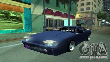 Elegy 42sx para GTA San Andreas