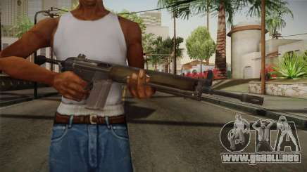 CoD 4: MW - G3 Remastered para GTA San Andreas