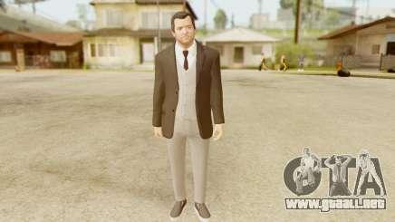 GTA 5 Michael New Suit para GTA San Andreas