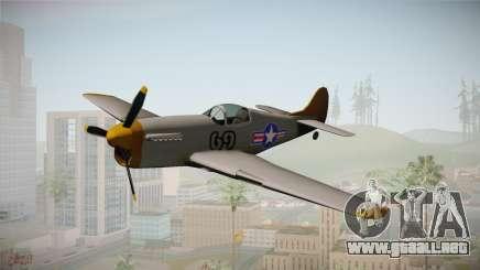 US World War 2 Rustler para GTA San Andreas