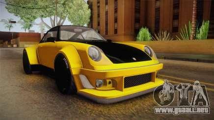 GTA 5 Pfister Comet Retro Custom para GTA San Andreas
