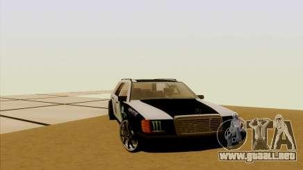 Mercedes-Benz Wagon 300 TD para GTA San Andreas
