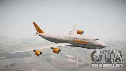 Boeing 747-8I Conviasa para GTA San Andreas