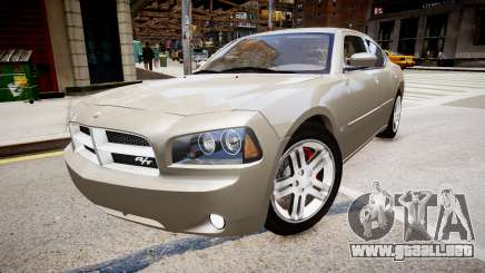 Dodge Charger RT 2007 para GTA 4