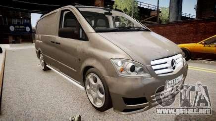 Mercedes-Benz Vito Sport-X para GTA 4