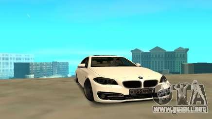 BMW 530 para GTA San Andreas