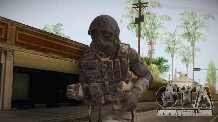 CoD 4: MW Remastered SAS v5 para GTA San Andreas