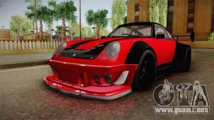 GTA 5 Pfister Comet Retro Custom IVF para GTA San Andreas