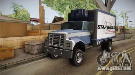 GTA 4 Vapid Yankee para GTA San Andreas