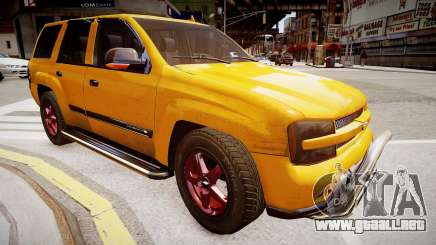 Chevrolet TrailBlazer v2.0 para GTA 4