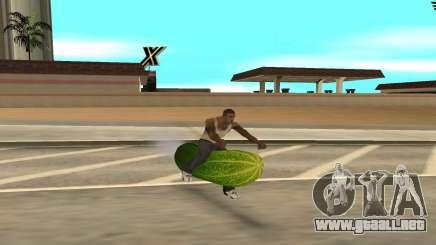 Ogurchik para GTA San Andreas