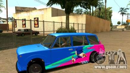 VAZ 2102 Croce para GTA San Andreas