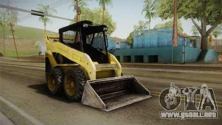 Demolition Company - Skid Steer Loader para GTA San Andreas