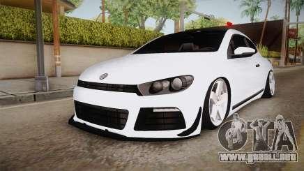 Volkswagen Scirocco Stance Works para GTA San Andreas