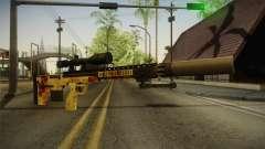 DesertTech Weapon 1 Camo para GTA San Andreas