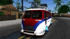Alien Camper para GTA San Andreas