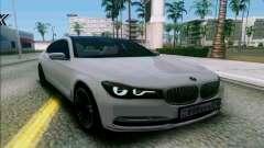 BMW 7 para GTA San Andreas