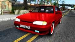 ВАЗ 2115 Estilo Retro para GTA San Andreas